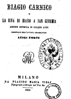 Biagio Carnico